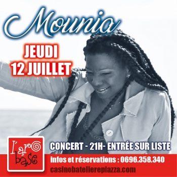 Mounia: Martinique