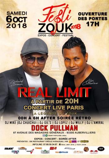 RealLimitConcert: Paris