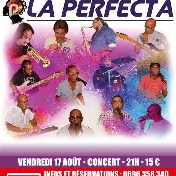 LaPerfecta: Martinique