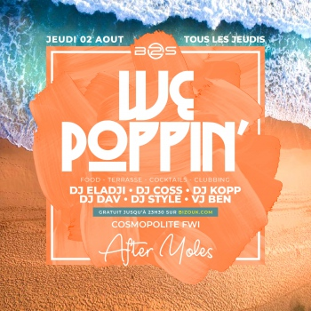 WePoppin': Martinique