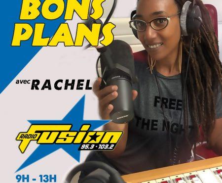 Elle s'appelle Rachel, elle a du talent !!
