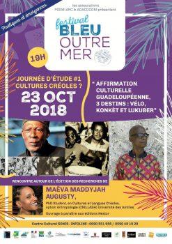 Bleu Outremer, la Guadeloupe en fête…