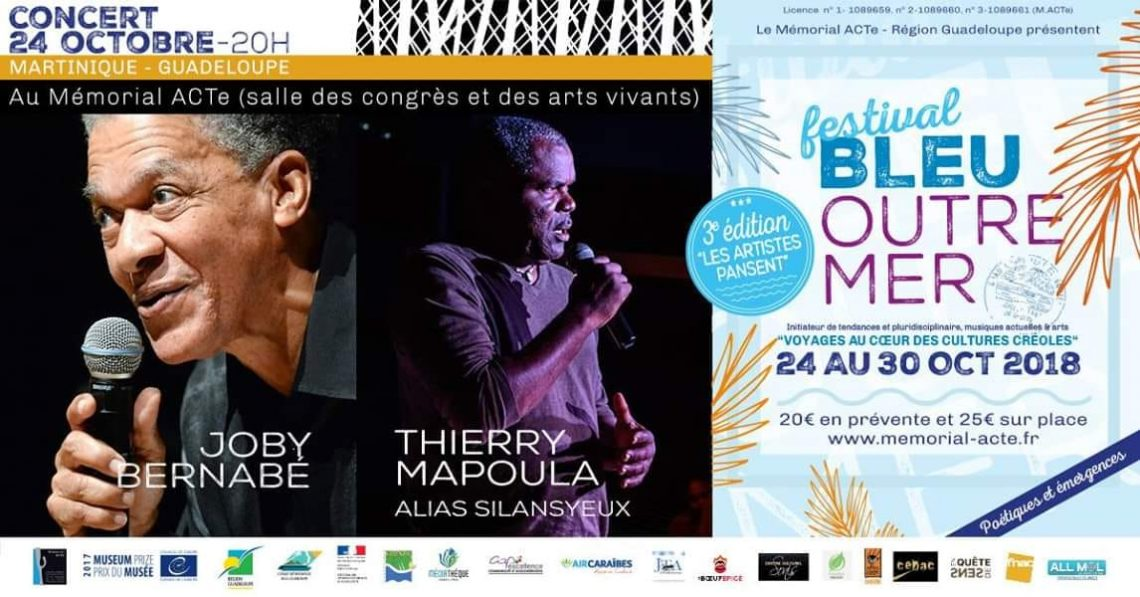 Bleu Outremer, la Guadeloupe en fête