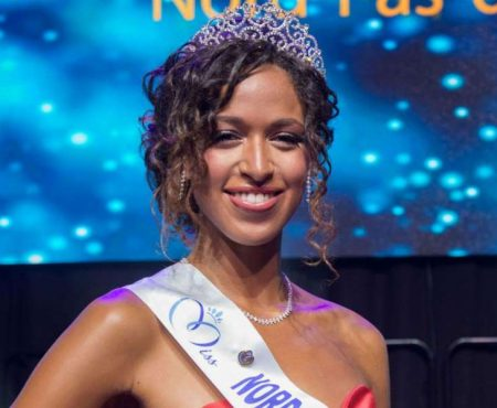 La petite soeur de Raphael Varane prête pour Miss France le 15 Decembre