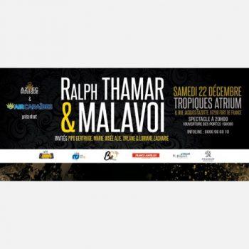 Ralph Thamar et Malavoi, toujours un évènement…