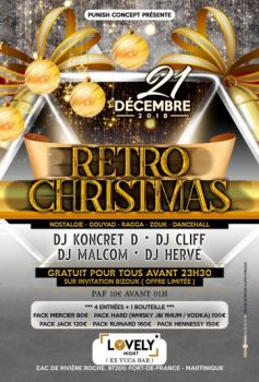 RetroChristmas: Martinique