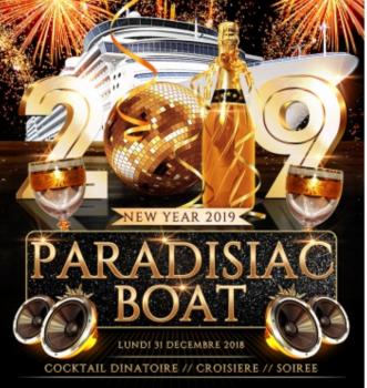 PARADISIAC CROISIERE VIP BOAT PARTY