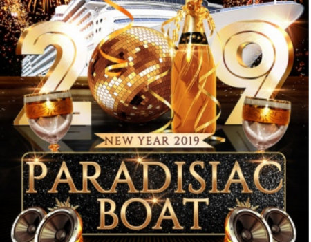 PARADISIAC CROISIERE VIP BOAT PARTY