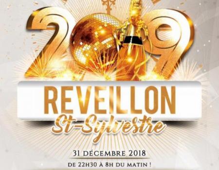 Réveillon de la St-Sylvestre  2019 à l'Appart – Guadeloupe