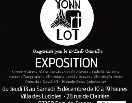 Pour le plaisir des yeux, une expo sur trois jours!!
