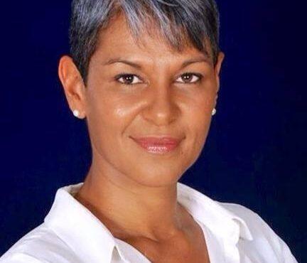 Karine Mousseau Présidente du CMT dans le «salon privé» d'Ignace le 17 Décembre
