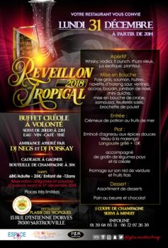 ReveillonTropical: France