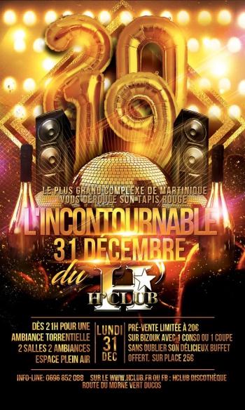 ReveillonDuHclub: Martinique
