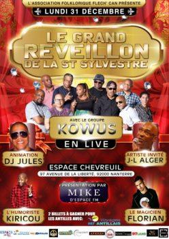 GrandReveillon: France