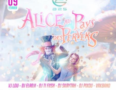 B2S CARNIVAL – ALICE AU PAYS DES PERVERS