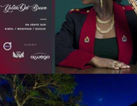 BIGUINE JAZZ LIVE – YOLANDA BROWN – 7 MAI
