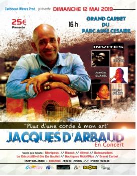 Le Concert de Jacques d'Arbaud – 12 MAI