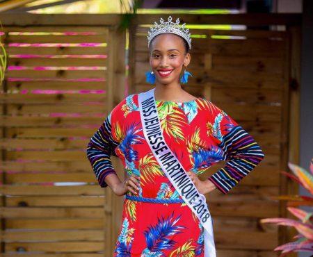 Miss Jeunesse Martinique 2019, Kaitheen est franciscaine