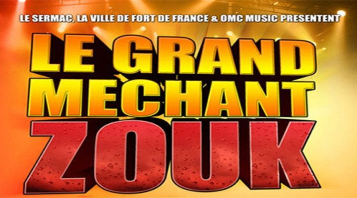 Le concert du « Grand Méchant Zouk » au stade Pierre Aliker à FDF le sam 2 Fév