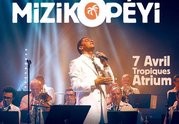 Mizikopéyi en concert..