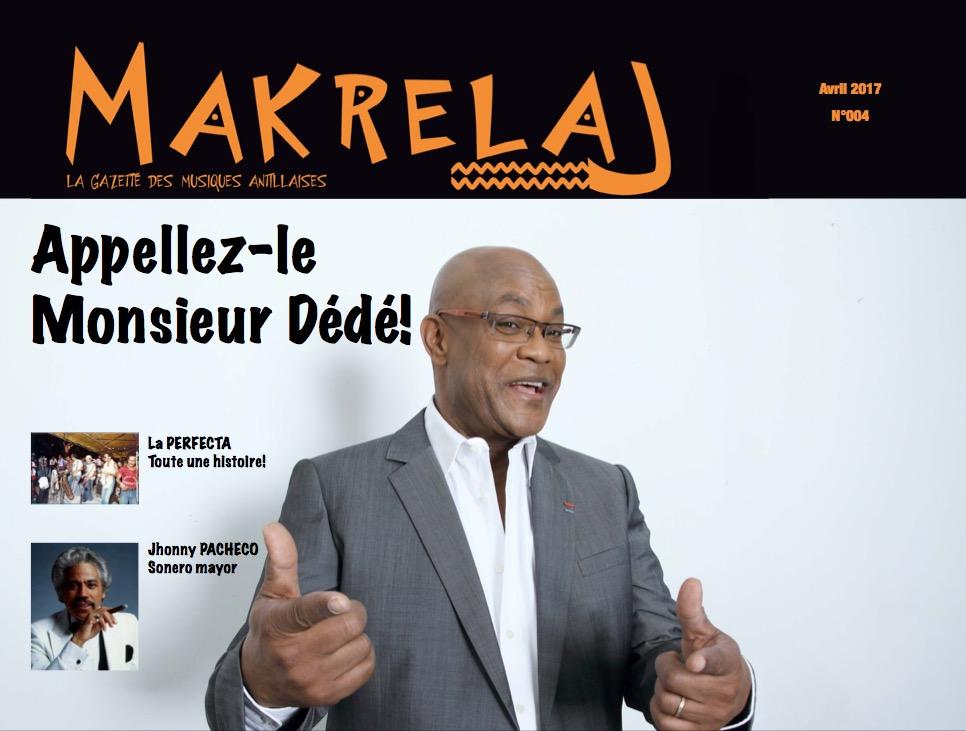 Voici le numéro 4 de votre magazine Makrelaj