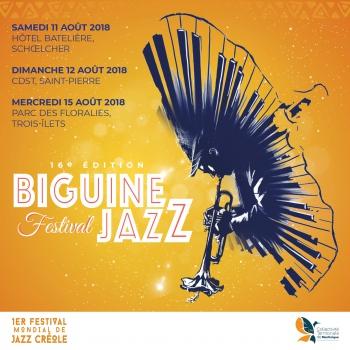 FestBiguineJazz: Martinique