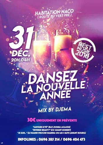 DansezLaNouvelleAnéee: Martinique