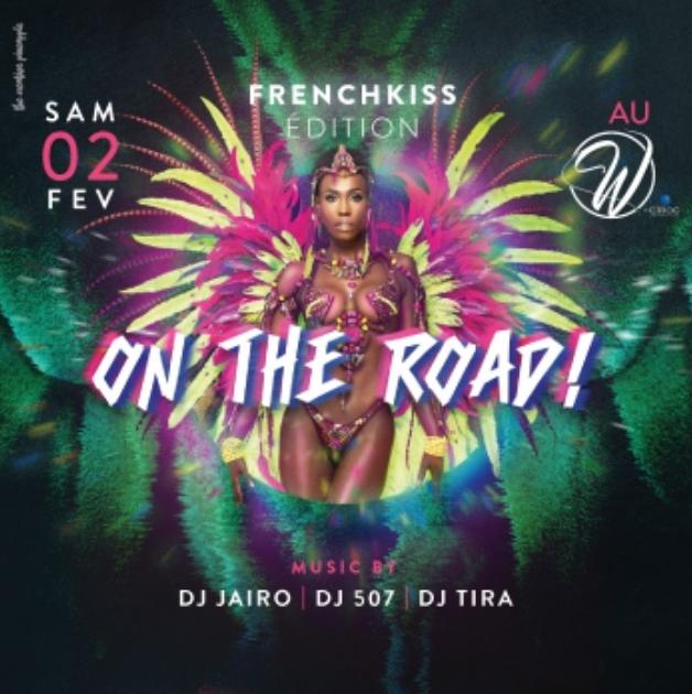 FRENCHKISS ED. ON THE ROAD : DJ JAIRO DJ TIRA DJ 507 – Guadeloupe