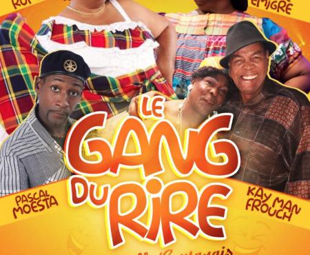 Le Gang du Rire – Paris le 31 octobre