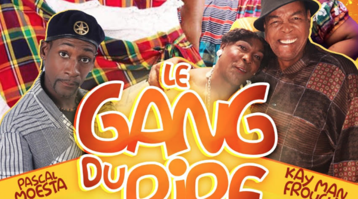 Le Gang du Rire – Paris le 31 octobre