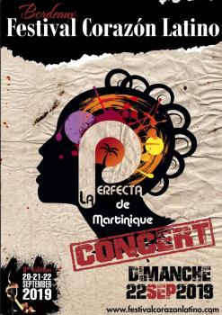 Concert la Perfecta – Bordeaux le 22 septembre