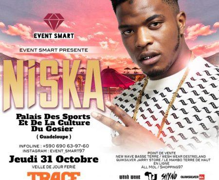 Niska en concert – Gosier 31 octobre
