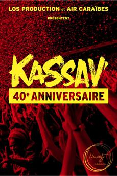 Kassav, concert des 40 ans