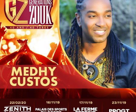 Générations Zouk, la tournée