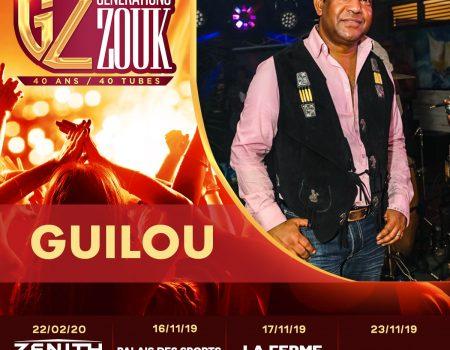 Générations ZOUK en Guadeloupe
