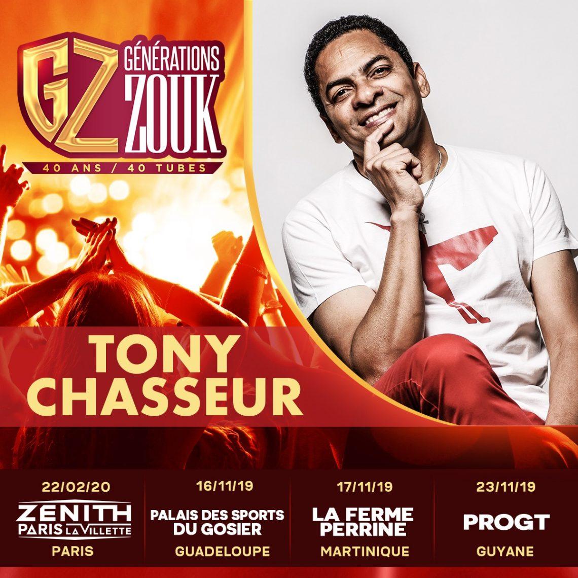 Générations ZOUK,en Guadeloupe