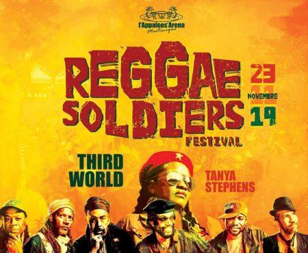 Une belle soirée de Reggae en Martinique