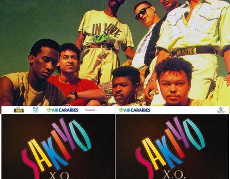Sakiyo le retour: 3 Concerts