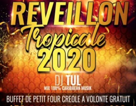 RéveillonTropical- Bordeaux Réveillon Saint-sylvestre