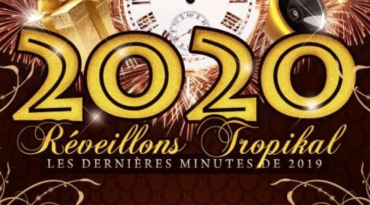 RéveillonTropikal- Toulouse réveillon saint-sylvestre