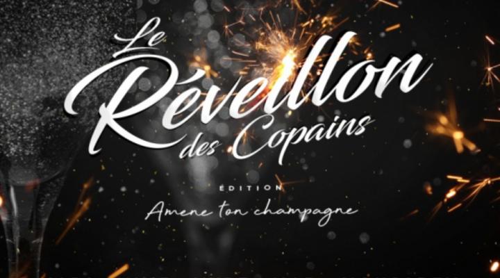 LeRéveillonDesCopains- Toulouse réveillon Saint-sylvestre