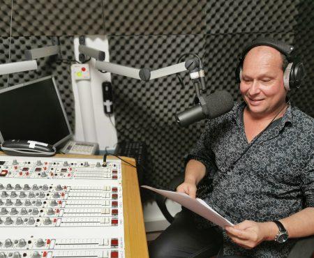 Pascal Michaux, l'info du matin sur Fusion