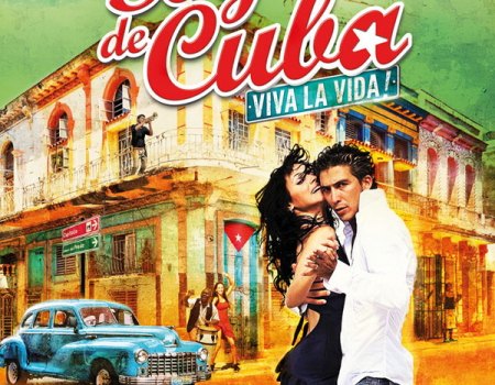 Cuba à Paris! Du grand spectacle au Casino de Paris.