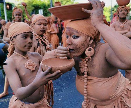 Carnaval de Martinique, ses originalités.