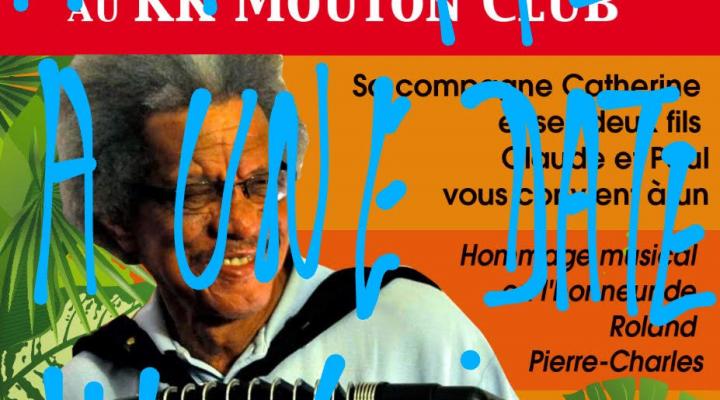 L'hommage à Roland Pierre Charles reporté