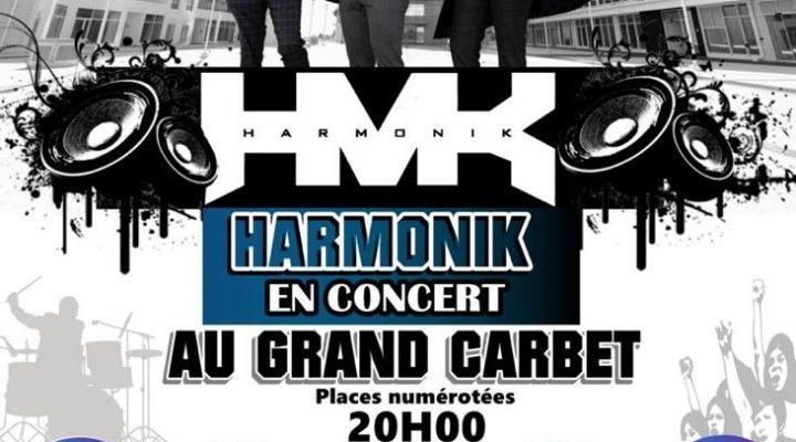 Harmonik, tournée de mai en Martinique annulée