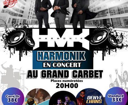 Harmonik de retour en Martinique