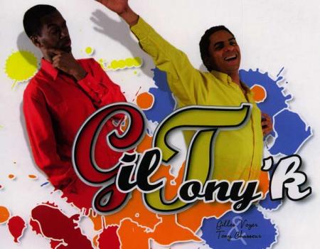 Gilles et Tony «Rété Bô Kay Akoustik», Musique en confinement