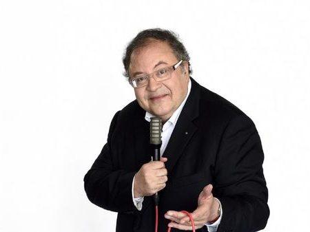 Le Violoncelliste martiniquais Frédéric Lodéon arrête la radio..