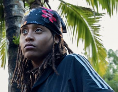 Quand Méryl entrevoit l'international… A suivre !!